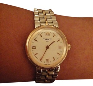 Tissot Tissot T953 Ladies Two tone Watch
