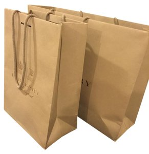 Burberry Burberry shopping bags