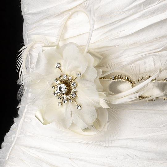 Preload https://item3.tradesy.com/images/white-or-ivory-arianna-dreamy-gold-rhinestone-floral-belt-ribbon-headband-sash-2015442-0-0.jpg?width=440&height=440
