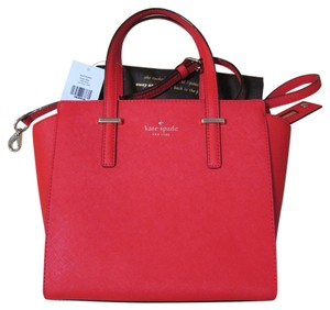 Kate Spade Satchel in Red Cherryliquor Chrryliqur