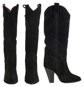 Isabel Marant Bootie Boot Black Boots