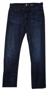 7 For All Mankind Men's Jean Mens Slimmy Straight Leg Jeans