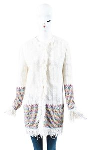 Emanuel Ungaro Cream Sweater