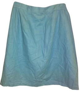 Newport News Skirt Blue