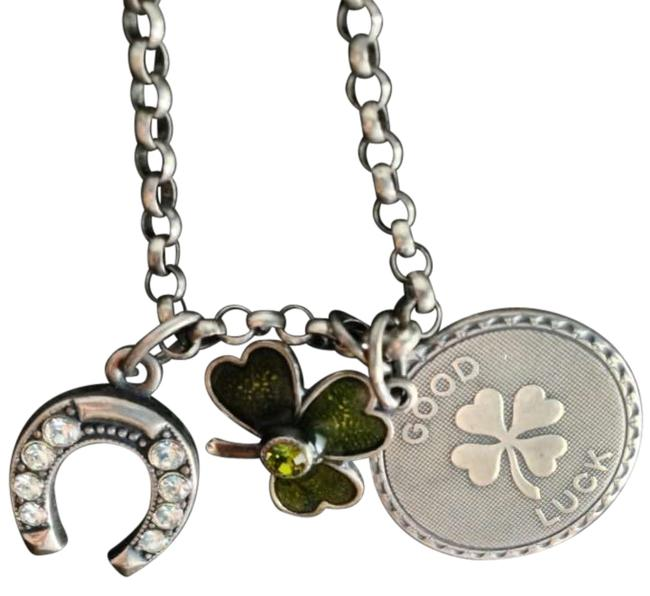 Item - Silver Lucky Charm Necklace