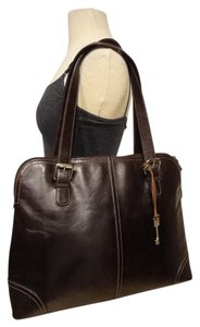 Fossil Leather Vintage Shoulder Bag