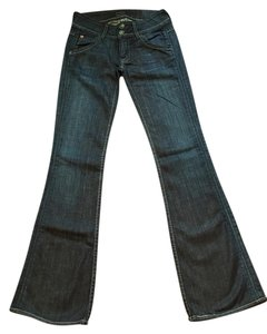 Hudson Boot Cut Jeans-Dark Rinse