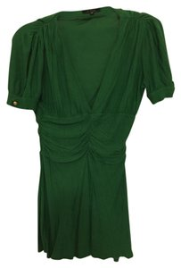 T-Bags Los Angeles Classic Date Cleavage Top green