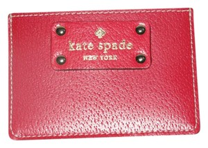 Kate Spade Wellesley Credit Card Holder