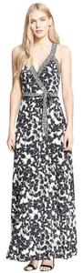 Maxi Dress by Diane von Furstenberg Silk Floral Maxi Wrap