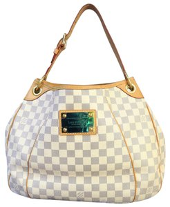 Louis Vuitton Lv Damier Azur Pm Hobo Bag