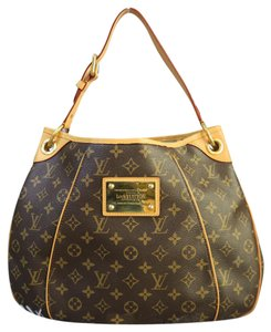 Louis Vuitton Lv Monogram Pm Galliera Tote in brown
