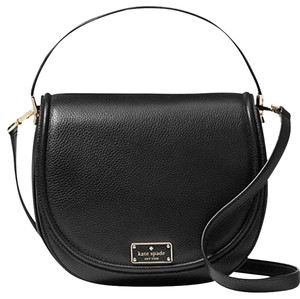 Kate Spade Oliver Leather Cross Body Bag