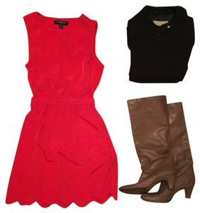 Urban Outfitters short dress Red Uo on Tradesy
