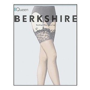 Berkshire 2 Pairs Berkshire Lace Top Thigh High Stockings Sexyhose Tights
