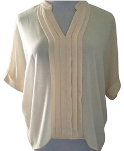 Lush Ivory Blouse S Top