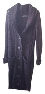 Lily McNeal Cotton Knit Longsleeve Sweater