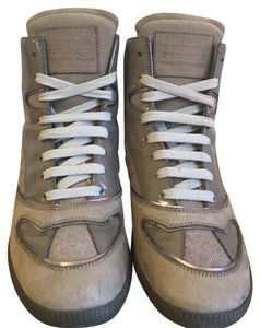 Maison Margiela Sneakers High Top Comfortable Sand Athletic