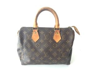 Louis Vuitton Lv Speedy Satchel in Monogram