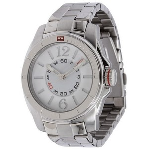 Tommy Hilfiger Tommy Hilfiger 1781138 Women's Silver Steel Bracelet With Silver Dial