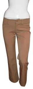 Vertigo Paris Womens Casual Trouser Pants BROWN