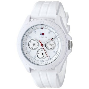 Tommy Hilfiger Tommy Hilfiger 1781425 Women's White Bracelet With White Dial