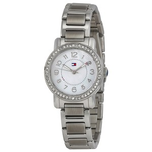 Tommy Hilfiger Tommy Hilfiger 1781478 Women's Silver Bracelet/Mother Of Pearl Dial