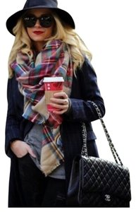 New Plaid Tartan Blanket Scarf