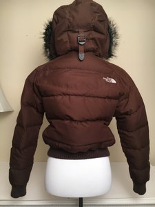 The North Face Winter Coat Down Small Brown Jacket
