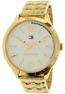 Tommy Hilfiger Tommy Hilfiger 1781545 Women Gold Bracelet/Mother Of Pearl Dial