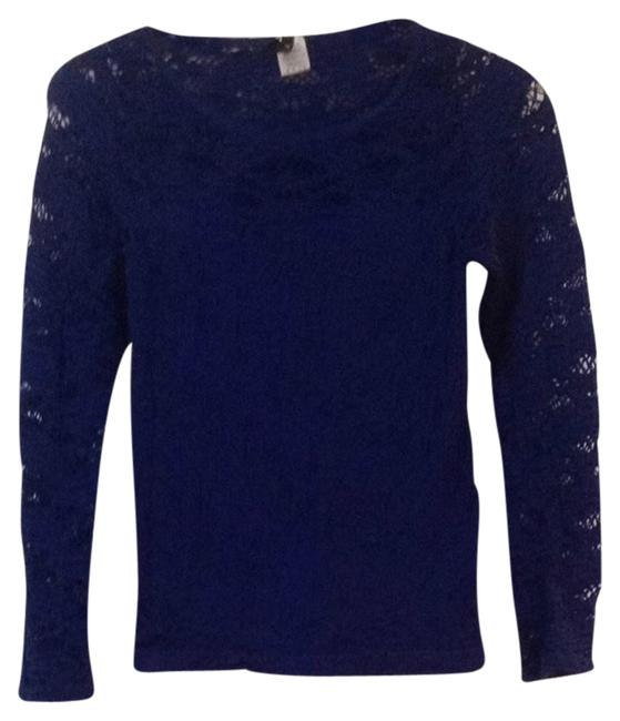 New Mix T Shirt Cobalt Blue