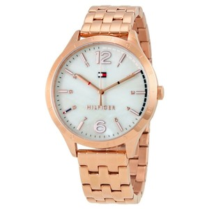 Tommy Hilfiger Tommy Hilfiger 1781548 Rose Gold Bracelet/Mother Of Pearl Dial