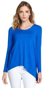 Eileen Fisher Rounded V-neck Sweater