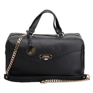 Versace Satchel in Black