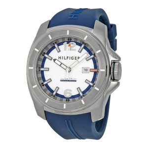 Tommy Hilfiger Tommy Hilfiger 1791113 Men's Blue Bracelet With White Dial