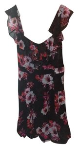 White House | Black Market short dress Black / White / Red / Pink on Tradesy