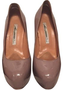 Brian Atwood Smoke nude Pumps