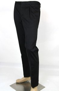 Gucci $680 New Mens Black Riding Pants With Stirrup It 46/ Us 30 318178 1000