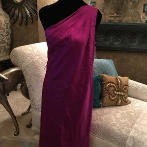 Dark pink Maxi Dress by Banana Republic