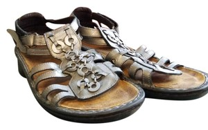 Naot Sterling Leather Sandals