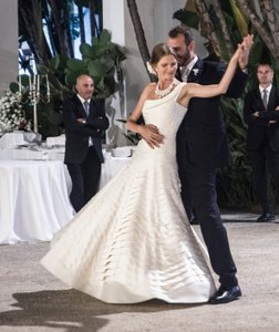 Caiman'd - Hand Made - Made In Italy Wedding Dress