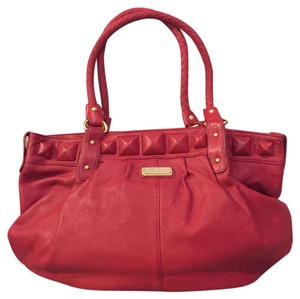 Isabella Fiore Satchel in Red