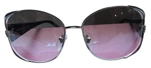 Salvatore Ferragamo Purple Marble sunglasses
