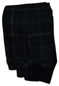 J.McLaughlin Straight Pants navy plaid