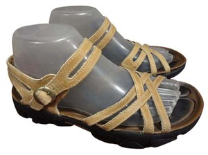 Keen Leather Comfortable TAN Sandals