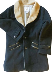 Tom and Drew Children Boys 7 Wool Formal Trench Coat