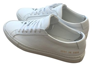 Common Projects White Athletic