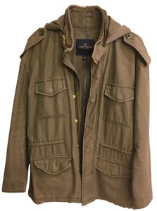 American Eagle Outfitters Military Military Jacket