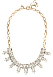 J.Crew J.CREW J.CREW CRYSTAL STATEMENT NECKLACE W/ POUCH