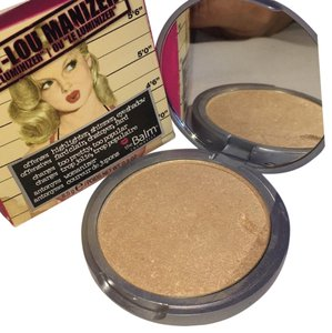 The Balm Mary-Lou Manizer & Free Fan Brush